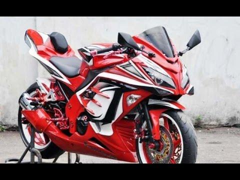 Motor Trend Modifikasi Video Modifikasi Motor Kawasaki Ninja 250