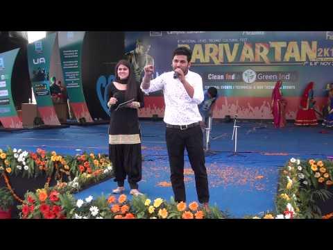 anchoring by mandeep dhami 7 (punjabi anchoring)