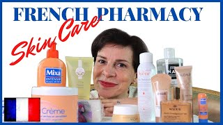 🇫🇷 FRENCH PHARMACY SKINCARE PRODUCTS ⎢FRENCH WOMEN'S BEAUTY FAVOURITES