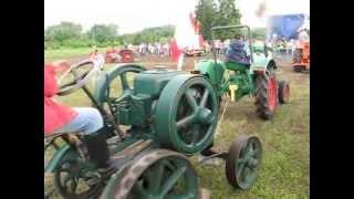 Stare ciągniki Warka 06 2013