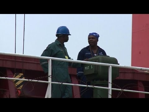 Ebola screening for ships' crews in Nigeria