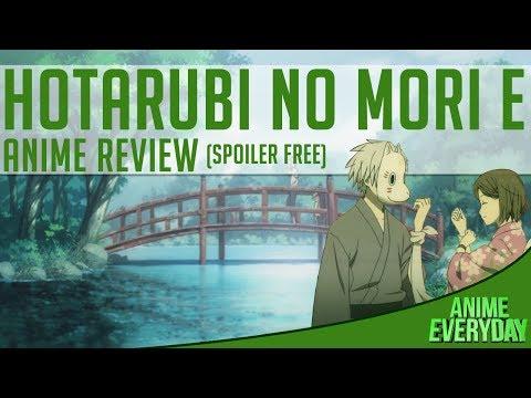 Hotarubi no Mori e Anime Review - AnimeEveryday Anime Reviews
