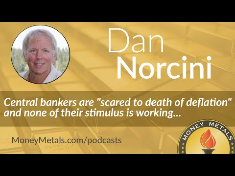 Dan Norcini Interview: Could Central Bankers Be Gold and Silver's BIGGEST Allies?