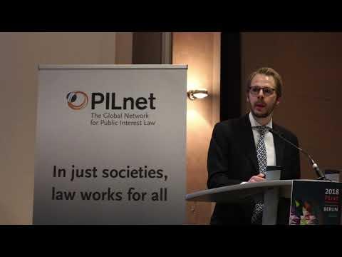 2018 PILnet Global Forum: Spark Talk- European Lawyers in Lesvos