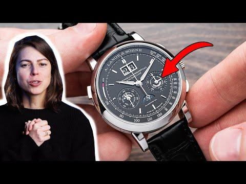 A Bargain: The A. Lange & Söhne Datograph Perpetual Tourbillon | Jenni Elle