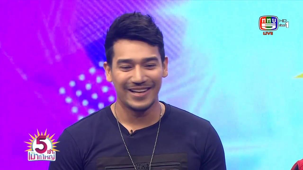 Manara - live interview TV5 Thailand รายการ 5 เช้าเม้าท์ใหญ่