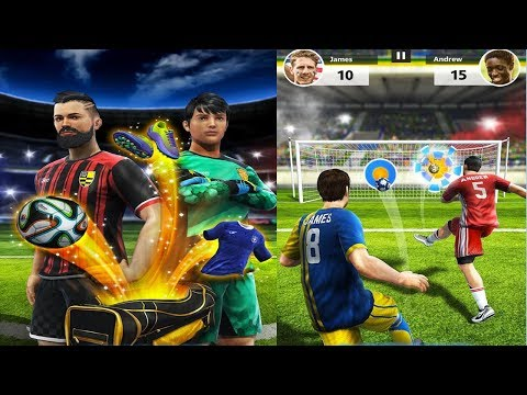 Football Strike  Multiplayer Soccer Game by Mini  Best Kids Games