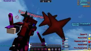 Minecraft PVP - Click sound โคตรชัด!! + เจอ Macro