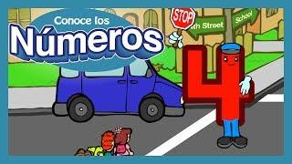 Conoce los Números FREE! | Meet the Numbers (Spanish Version)