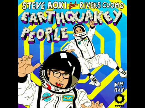 Steve Aoki ft Rivers Cuomo - Earthquakey People (Alvin Risk Remix)