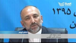 الحكومة الأفغانية والحزب الإسلامي بقيادة حكمتيار يوقعان اتفاق سلام