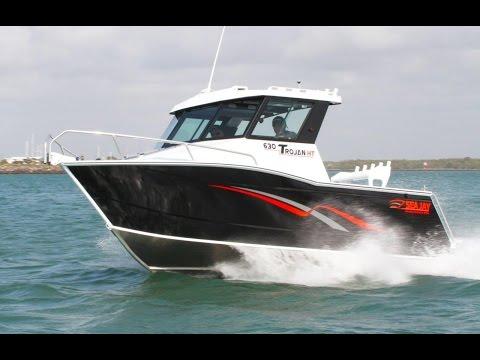 630 TROJAN HT - Sea Jay Aluminium Boats