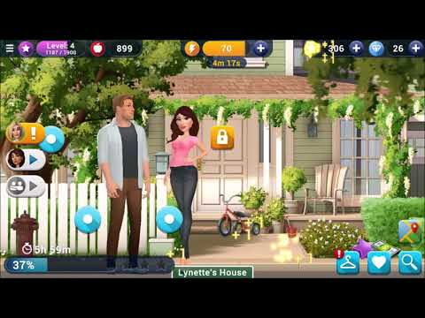 LP Desperate Housewives Mobile Game #12 WHAT IS WITH EVERYONE