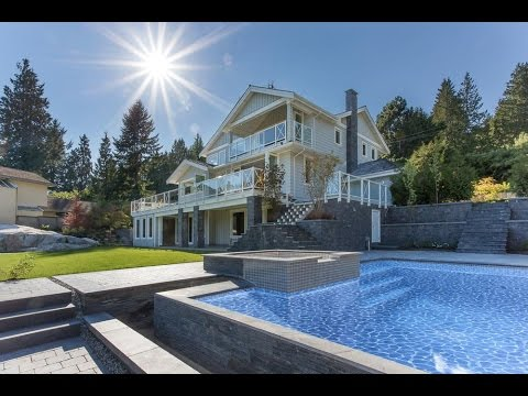 Henderson Construction - 4710 Piccadilly Road South, Olde Caulfeild, West Vancouver