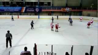 Серебряные львы - МХК Спартак, 13.01.2013, Юбилейный