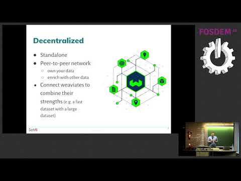 Introduction of OSS Weaviate, the Decentralised Knowledge Graph What is a decentralised knowledge g…