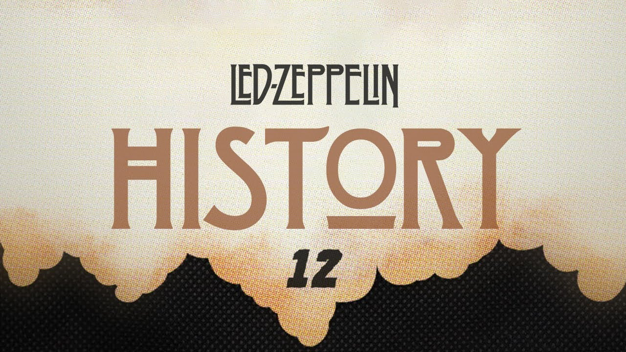 History Of Led Zeppelin Episode 12 (English)