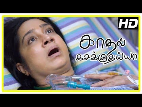 Kadhal Kasakuthaiya Movie Scenes | Venba...