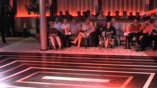HYPNOTIC DANCERS FOLKLORE SHOW - COSTA neOROMANTICA - CROSSING SAVONA - DUBAI