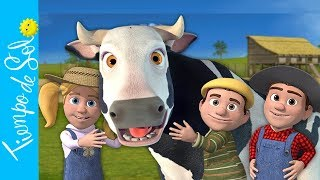 Dúo Tiempo de Sol  & La Granja de Zenón- La Vaca Lola y Yo