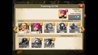 Clash Z - part 2 - back to back raids