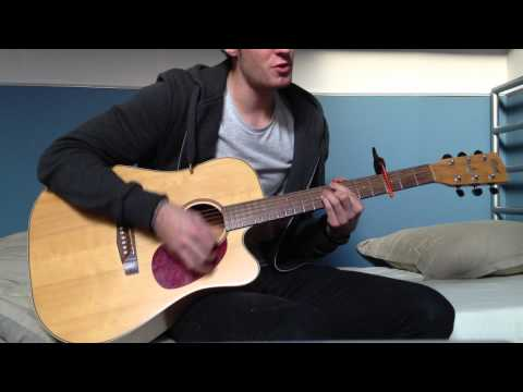 Hapiness - Jonathan Jeremiah (guitar + vocal cover)