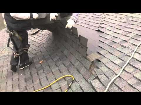The Worst Roofing Job In History Youtube