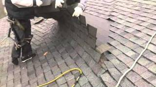 the worst roofing job in history