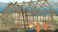 Трите прасенца (детско филмче 1999)
