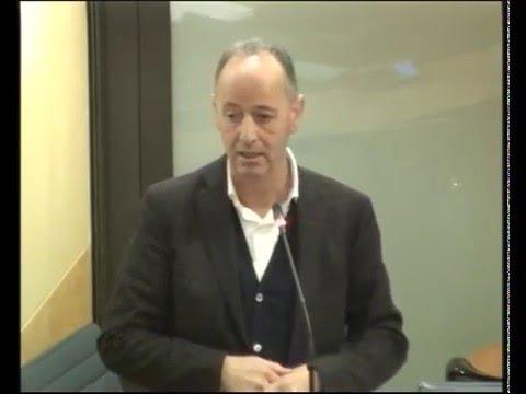 Intervento Consigliere Zorzato in Consiglio regionale straordinario sanità 2/02/2016