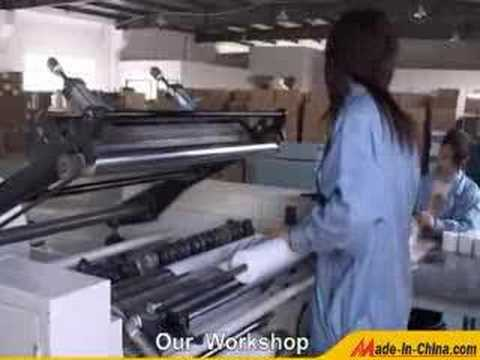 China Thermal Paper Rolls, Fax Paper Rolls, Copy Paper
