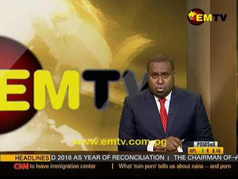 EMTV News - 30th October, 2017