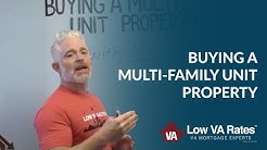 How To Buy A Multi-family Unit Property With A VA Loan