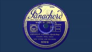 Lew Stone & His Band - Canadian Capers