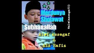 Video Alwi Assegaf Bershalawat assalamu'alaika (Raqattaaina) ft AZA Hafiz download MP3, 3GP, MP4, WEBM, AVI, FLV November 2018