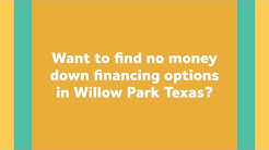 No Money Down Cars Or Loans inWillow Park Texas