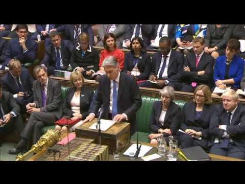 Budget Statement: 22 November 2017