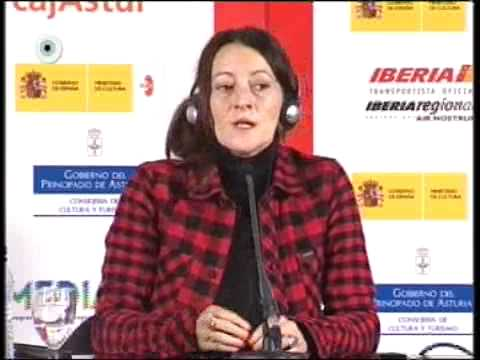 2008 FIC Gijón 46 ed. Rdp Sylvie Verheyde