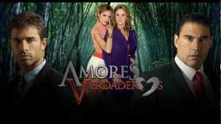 """Amores Verdaderos - """"Ahora Tú"""" - """"Tema de Victoria y Arriega"""""""