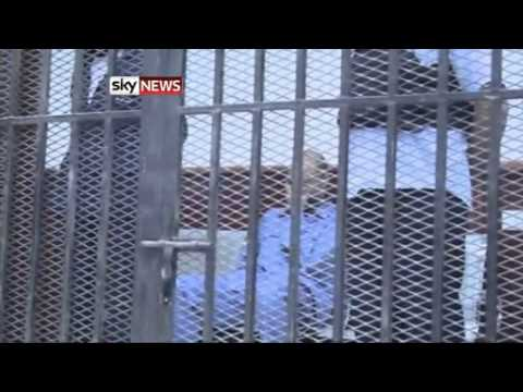 Libya: Gaddafi's Son Saif Appears In Court