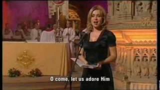 Katherine Jenkins - O Come All Ye Faithful