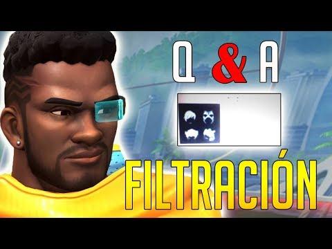 OVERWATCH: FILTRACIÓN EVENTO ARCHIVOS   ¿MISIÓN DE TALON? + Q&A DE BAPTISTE!! Sr Jambo thumbnail