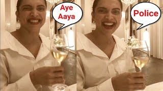 Deepika Padukone Making FUN Of SIMMBA Ranveer Singh
