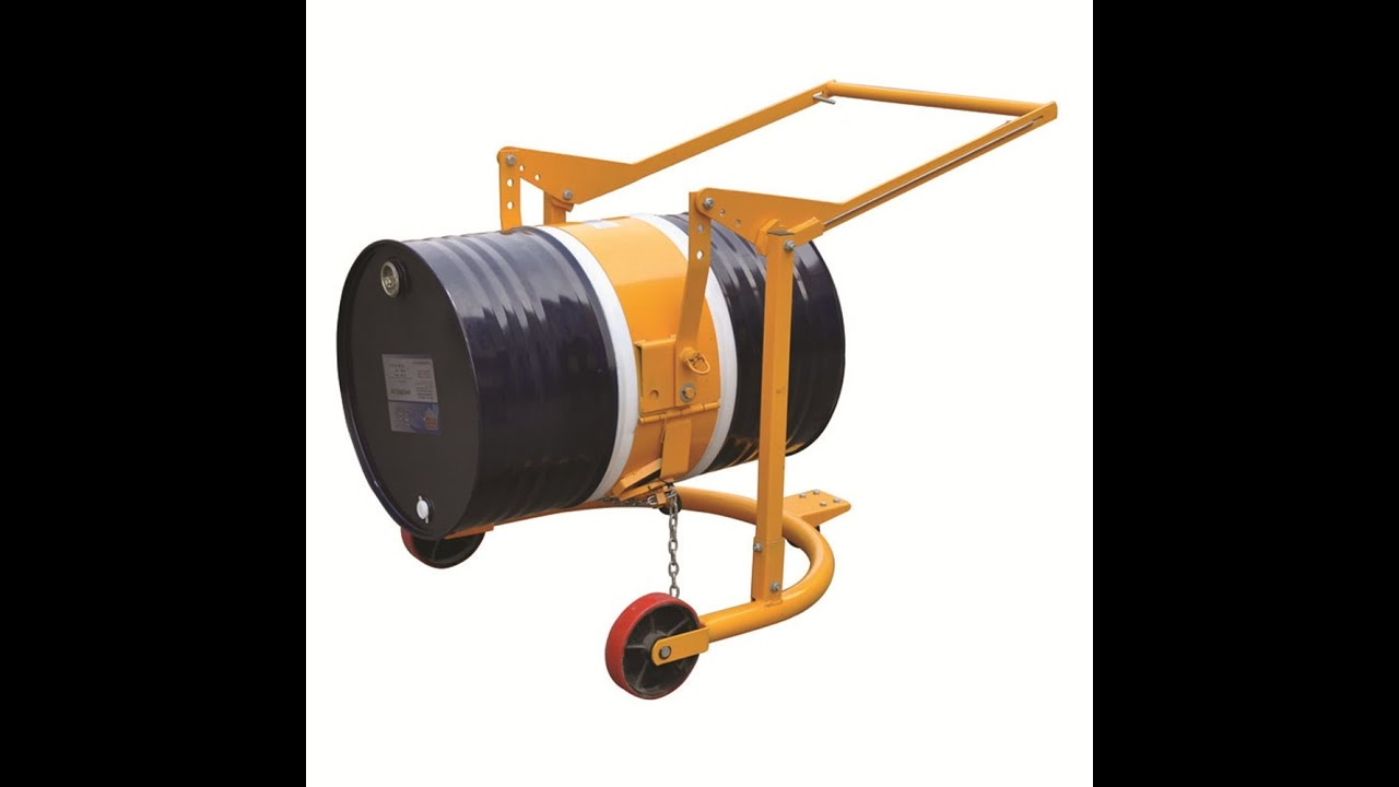 Dt300p Drum Tilter Trolley From Storage Design Limited
