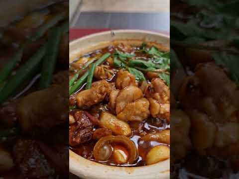 Hong Kong Chicken Pot by HK Hotpot Bangsar