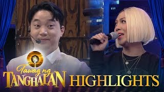 Tawag ng Tanghalan: Vice Ganda explains Ryan's speech defect