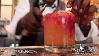 AquaCurean Cocktail Challenge