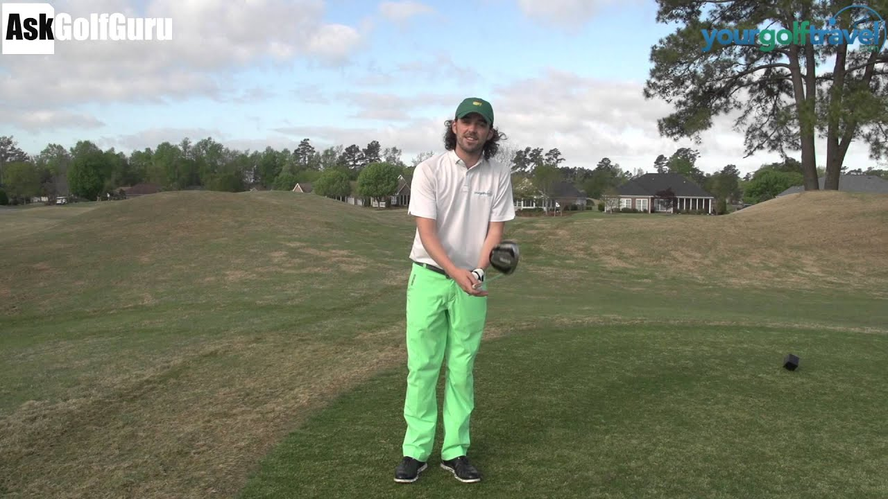 Myrtle Beach Long Bay Golf Course Part 2