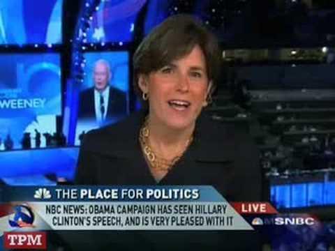 Matthews: What's Clinton's Plan to Get the White House?