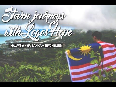 #StevenJourneys Travel Vlog | Malaysia - Sri Lanka - Seychelles